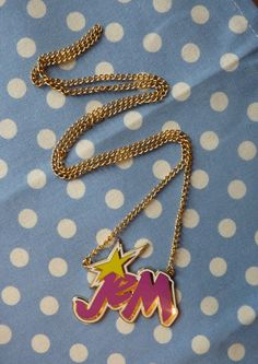 She-ra, Jem & Rainbow Brite Necklaces — The World of Kitsch