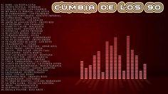 Cumbias de Los 90 Grandes Exitos del Recuerdo Enganchados CD Completo