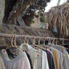 www.ingebruins.com - our ibiza holiday - el chiringuito Ibiza, Outdoor Furniture, Outdoor Decor, Hammock, Holiday, Home Decor, Beach Bars, Vacations, Decoration Home