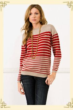 Sweater $44 @ Francesca