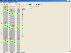 5 around bead crochet rope pattern Bead Crochet Patterns, Peyote Patterns, Loom Patterns, Beading Patterns, Loom Bracelet Patterns, Beaded Jewelry Patterns, Friendship Bracelet Patterns, Spiral Crochet, Bead Crochet Rope