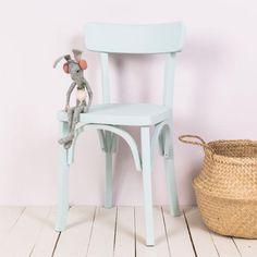 Chaise vert d'eau