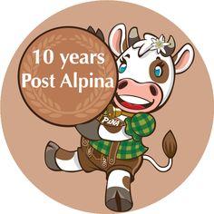 10 Jahre Post Alpina