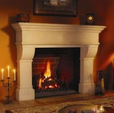 Ventless Gas Fireplace Design Ventless