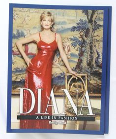 Diana: A Life in Fashion, Daily Mail partwork full set of 6 PLUS official binder