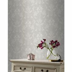 Home Of Colour Maison Wallpaper Grey From Homebase Co Uk Use For