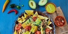 Oumph-nacho salsapiiraan tulisuutta voi onneksi itse säädellä! Mikäli on kiire, käytä kaupan valmiita kastikkeita.