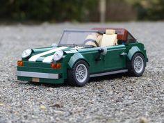https://flic.kr/p/R4dnun | MOC 10242 Like a Porsche 00006 | Lego MOC based on Set 10242