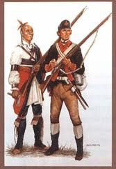 Butler's Ranger and Indian Ally garth dittrick artist - Google Search