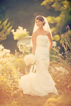 Allure Bridals Style 8526 - Wedding Photography: Jeff and Julia Woods