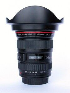 Canon 17-40L f/4 (wouldn't this be nice to have!!)