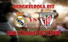 Prediksi Real Madrid vs Athletic Bilbao 13 Februari 2016