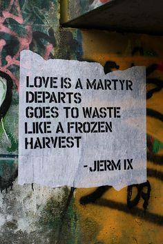 martyrdumb by jerm IX, via Flickr