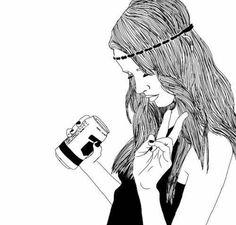 Pinterest girl