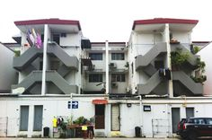 ARCHITOURS - Community Edition: Tiong Bahru Back to Main A historic neighbourhood, Tiong Bahru, set against the rising tide of new condominiums, pr Singapore Architecture, Condominium, The Neighbourhood, Multi Story Building, Community, The Neighborhood
