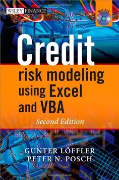 Bestseller Books Online Credit Risk Modeling using Excel and VBA (The Wiley Finance Series) Gunter L+â-¦effler, Peter N. Posch $59.85  - http://www.ebooknetworking.net/books_detail-0470660929.html