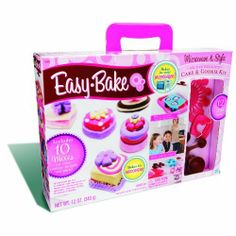 Serious walk down #memory lane ...  Can you believe this modern day Easy Bake oven is only $10 bucks? #throwback