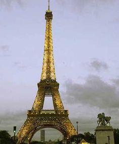 Eiffel Tower #Eiffel Tower my-travels
