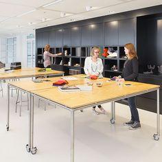 Ahrend Inspiration Centre | Projecten van Ahrend