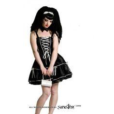 Minimekko, Gothic Lolita
