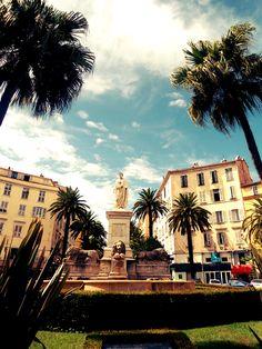 Ajaccio; Corsica, France