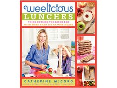 Enter for a Chance to Win the Weelicious Lunches Cookbook