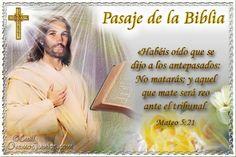 Vidas Santas: Santo Evangelio según san Mateo 5:21