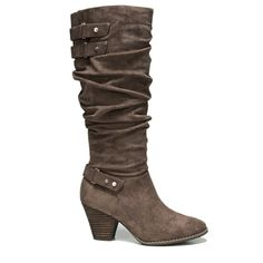 Dr. Scholl's Women's Covet Boots (Taupe) - 11.0 M