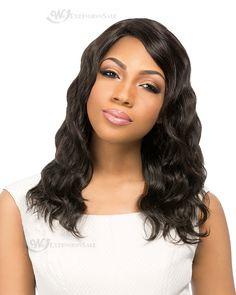 Wig Extension Sale - Sensationnel Lace Wig Bare&Natural Natural Loose Deep