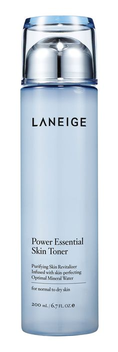 Meet the LANEIGE Power Essential Skin Toner (for Normal to Dry Skin)– if you're looking for a refreshing toner and have normal to dry skin, check this out. It's hydrating and lovely to apply – so many of our customers tell us they love the smell and that it leaves their face feeling totally refreshed!