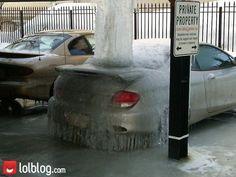 Washing the car - you're doin' it wrong!