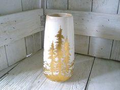 Vintage Wooland Vase