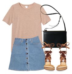 """""""Untitled #5908"""" by laurenmboot ❤ liked on Polyvore featuring Monki, STELLA McCARTNEY and Steve Madden"""
