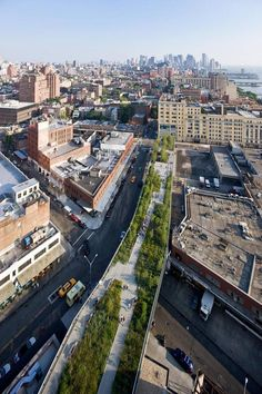 Elizabeth Diller, the Highline, New York. - The Independent