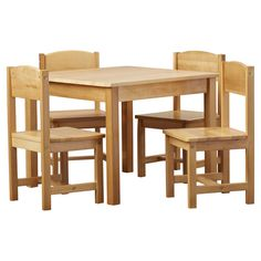 Found it at Joss & Main - 5-Piece Cora Youth Table & Chair Set