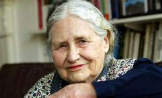 I wanna be a grumpy writer in the same way Doris Lessing is a grumpy writer. Meaning: I've won every literary award, what's the Nobel Prize to me?