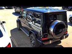 NEW 2021 - AMG Mercedes G 63 V8 Biturbo - Exterior and Interior 4K 2160p - YouTube