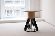 Market Research End Table