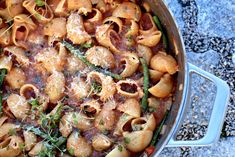 One pot pastagryte One Pot, Ricotta, Sushi, 21st, Salad, Chicken, Ethnic Recipes, Food, Essen