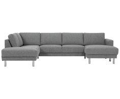 Entdecken Sie Sofa Wohnlandschaft Cleveland, Eckteil links in Hellgrau jetzt bei >> WestwingNow. Lassen Sie sich von weiteren Möbeln inspirieren.