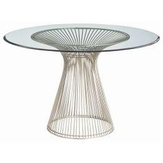 Nova Iron/Glass Entry Table - Arteriors - $2,637.60 - domino.com
