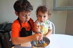 Cooking wih my Kids - recipe ideas