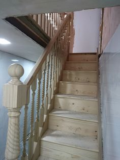 Outstanding Wooden Staircases From The UK's Staircase Manufacturer. Design & Order Your Custom Timber Staircase Using Our Online Builder Tool Timber Staircase, Wooden Staircases, Stairs, Stair Builder, Staircase Manufacturers, Design, Home Decor, Wooden Stairs, Stairway