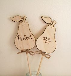 Perfect Pair Cake Topper Rustic Cake Topper by Melysweddings, Wedding Favours, Diy Wedding, Wedding Cakes, Wedding Ideas, Rustic Wedding Cake Toppers, Engagement Cakes, Yellow Wedding, Twine, Wedding Inspiration