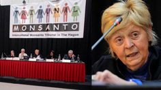 Monsanto in Violation of Human Rights – Tribunal Judges at the Hague