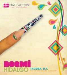 #Noemi #Lovenailfactory #Vivamexico