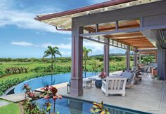 Amazing home with and amazing view in Hawaii!
