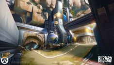 overwatch maps - Google Search