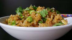 Matyi Eva: Sult rizs csirkemellel.