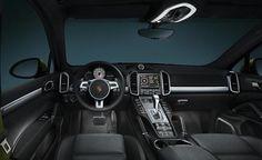 New Release 2015 Porsche Panamera Detail Review Interior View Model